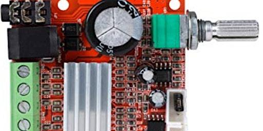 Bluetooth Speaker Electronics Sessions