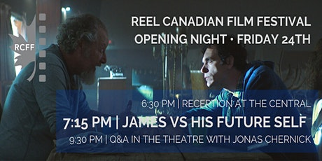Opening Night Gala: James Vs His Future Self tickets