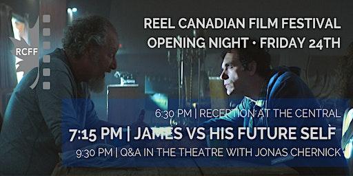 Opening Night Gala: James Vs His Future Self