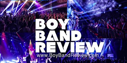 Boy Band Review at Firebar (Crystal Lake)