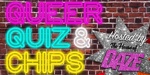 Queer Quiz and Chips - Norwich Pride Fundraiser