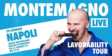 MeetMonty Napoli 20 Gennaio tickets
