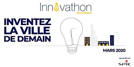 """Innovathon """"Inventez la ville de demain"""" billets"""