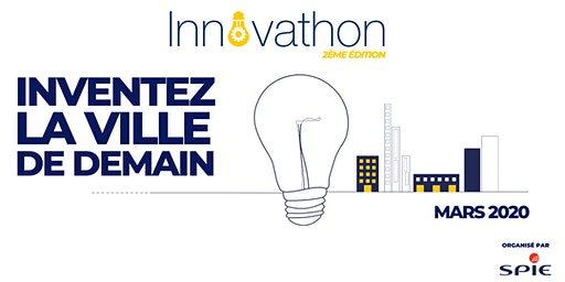 """Innovathon """"Inventez la ville de demain"""""""