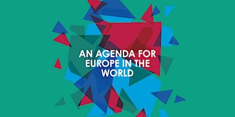 EU:s globala roll – en framtidsagenda tickets