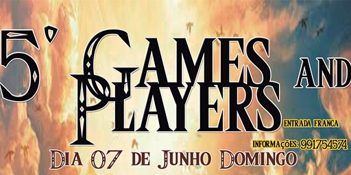 5° Games and Players