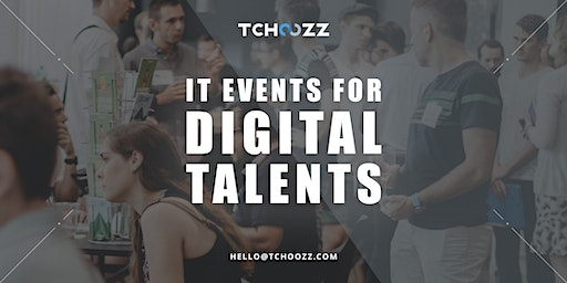 Tchoozz Tech Dating | Ghent (Feb. 19th) | Talent Page