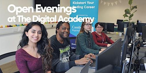 The Digital Academy Open Evening