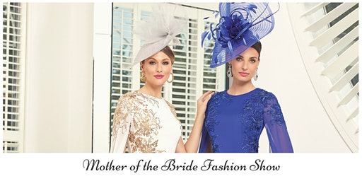 Mother of the Bride Fashion Show