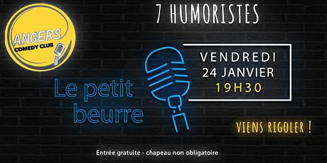 Angers Comedy Club #10 billets