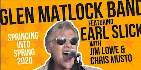 Glen Matlock Band featuring Earl Slick tickets
