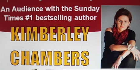 An Audience with Kimberley Chambers - Charity Fundraiser tickets