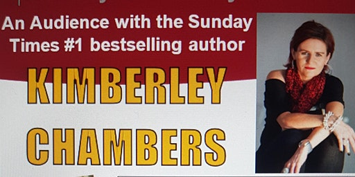 An Audience with Kimberley Chambers - Charity Fundraiser