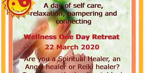 One day group healing.Re-energize, be pampered