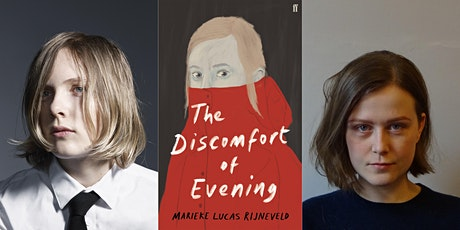 The Discomfort of Evening: Marieke Lucas Rijneveld & Sophie Collins tickets