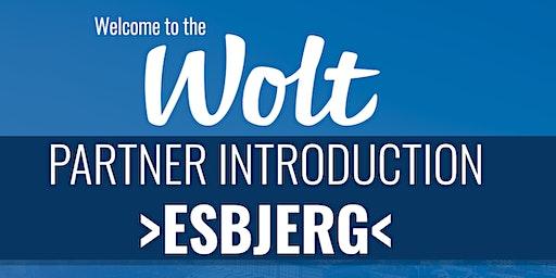 Wolt Partner Intro - >Esbjerg<