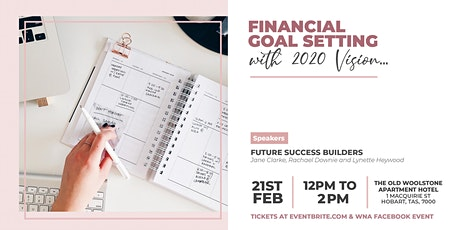 WNA Hobart | Financial Goal Setting tickets