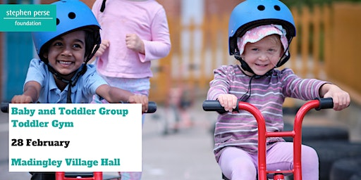 Baby and Toddler Group - Toddler Gym