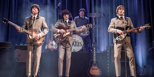 Cavern Beatles in Bocholt
