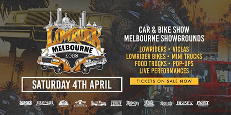Lowrider Melbourne tickets