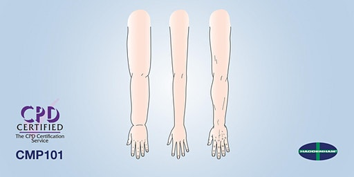 CMP101 - Compression Therapy and Kinesiology Taping for Upper Limb Oedema
