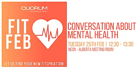 Have the Conversation about Mental Health (NHS) tickets