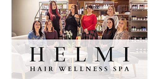 Avajaiset: Helmi Hair Wellness Spa