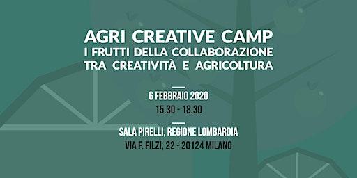 AGRI CREATIVE CAMP