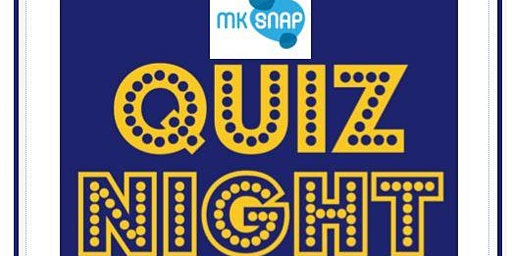 MK SNAP Quiz Night
