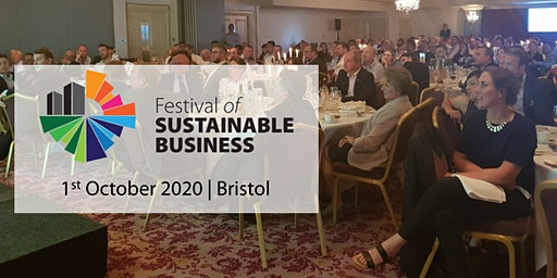 Gala Dinner - Festival of Sustainable Business 2020