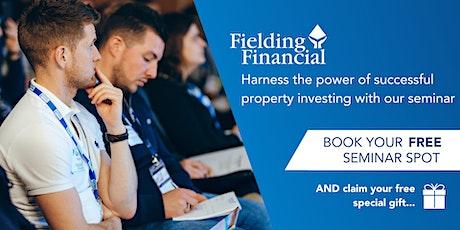 FREE Property Investing Seminar - NORTHAMPTON - Park Inn, Northampton  tickets