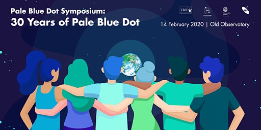 Pale Blue Dot Symposium
