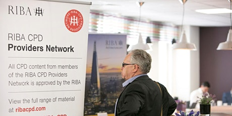 RIBA CPD Roadshow - Manchester December 2020 tickets