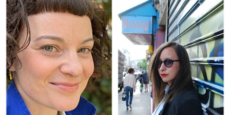An evening of conversation and readings with Joanna Walsh & Gail McConnell tickets