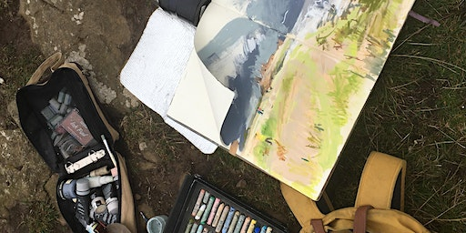 Two Day Sketchbook Workshop with Jenny Bloomfield