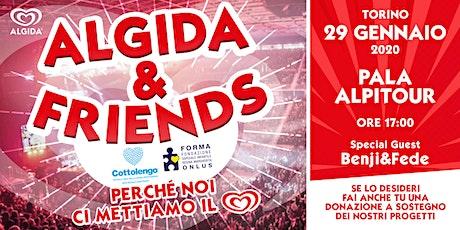 ALGIDA & FRIENDS biglietti
