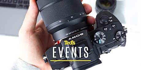 Sony - Intro to Sony Features | Sydney | Beginners  (119550) tickets