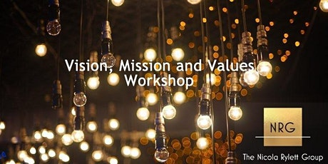 Vision Missions and Values Workshop tickets