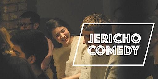 Jericho Comedy Sat @Jericho_Cafe
