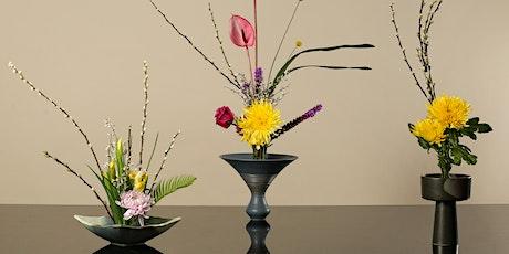 The mindful art of Ikebana Workshop tickets
