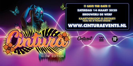 Cintura - Glow Edition boletos