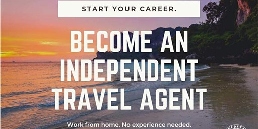 Become a home based TRAVEL AGENT
