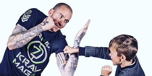 Interactive parent child KRAV MAGA  Workshop  (1 hr sessions)