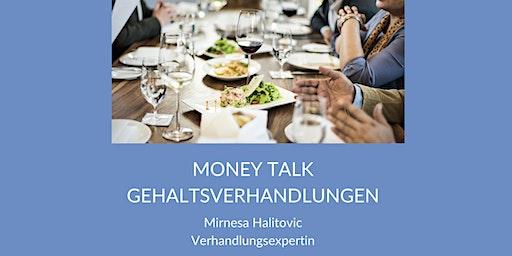 Meet Up: Money Talk - Gehaltsverhandlungen