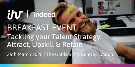Tackling your Talent Strategy: Attract, Upskill & Retain tickets