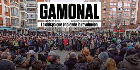 Presentación del libro «GAMONAL: La chispa que enciende la revolución» entradas