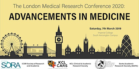 The London Medical Research Conference 2020 tickets
