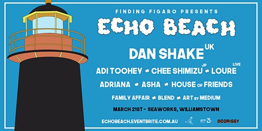 Echo Beach Music Festival