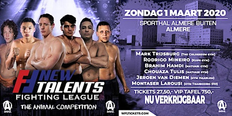 New Talents Fighting League  (The Animal Competition) tickets