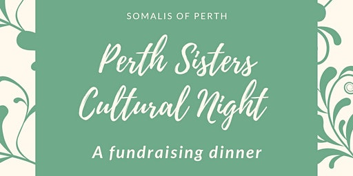 Perth Sisters Cultural Night